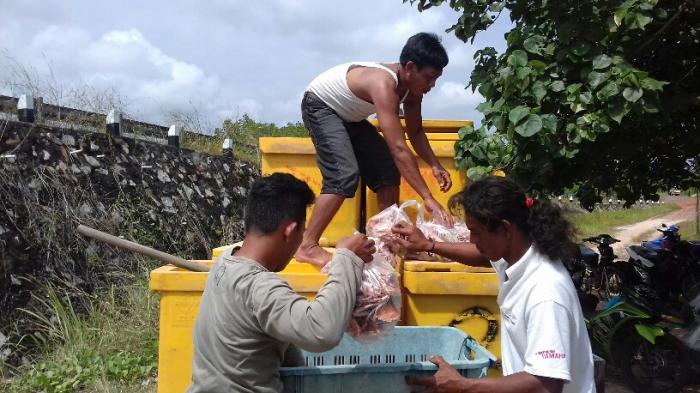 Ekspor Produk Perikanan Belitung Bangkit di Tengah Pandemi