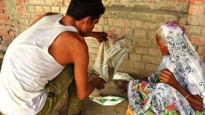 Tak Disangka, Nenek Berusia 78 Tahun Ini Merasa Sehat Setelah Memakan Makanan Tak Biasa Ini