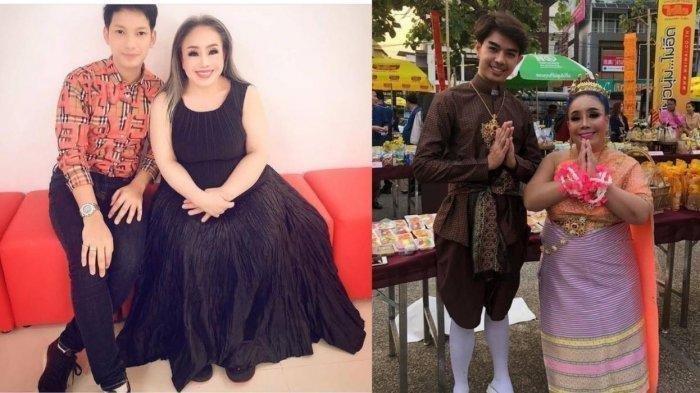 Seorang perempuan berusia 60 tahun menikah dengan brondong