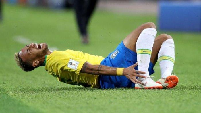 Laga Brasil Vs Belgia Diprediksi Sengit, Neymar Harus Siap Jatuh Bangun Lagi