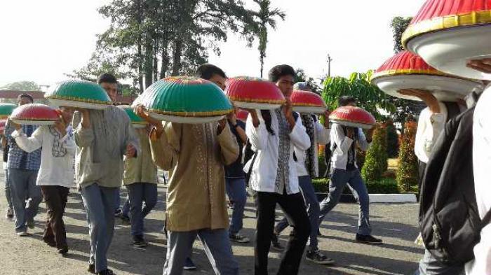 Hanya di Pulau Bangka, Ketika Maulid Nabi Dirayakan Layaknya Lebaran Idul Fitri dan Idul Adha