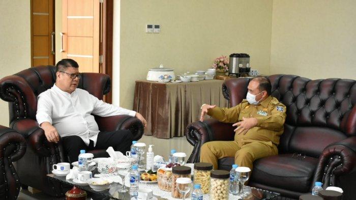Negara Seychelles Jalin Kerjasama dengan Bangka Belitung, Gubernur Ingin Kembangkan Ekowisata