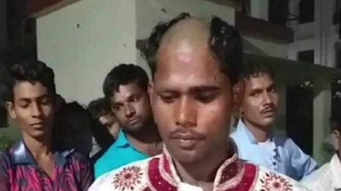 Ngelunjak Minta Mas Kawin Ini Itu, Calon Mertua Naik Pitam Rambut Mempelai Pria Digunduli