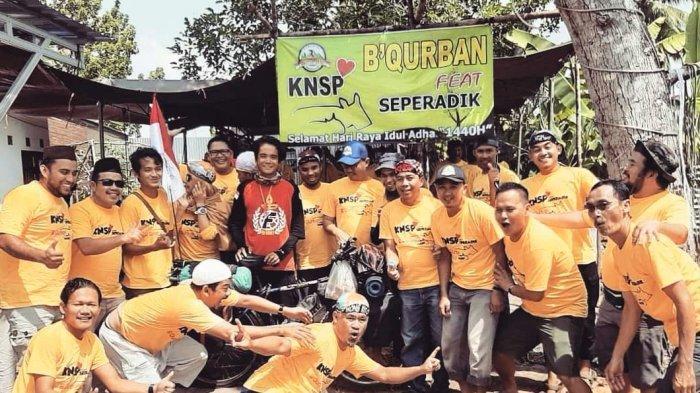KNSP, Ngincang Sepida Sampai Tue, Tiap Tahun Ikut Berkurban - ngincang4.jpg
