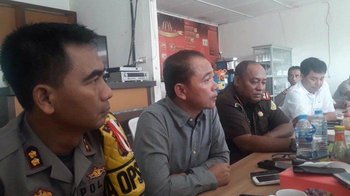 Jalan Dusun Tutut Hingga Desa Penyamun Akan Diaspal Sejauh Tiga Kilometer