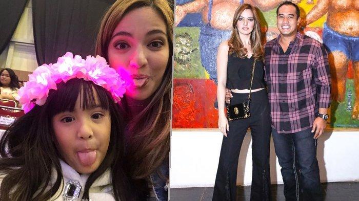 Mata Ardi Bakrie Genit ke Wanita Lain, Putri Nia Ramadhani: No Papa, Don't Look at Another Girl