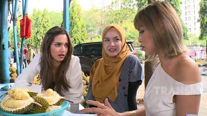 Nia Ramadhani Tengok Jessica Iskandar di Bali, Ajak Pulang ke Jakarta Namun Ditolak Karena Hal Ini