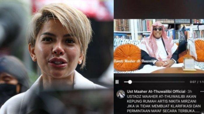 Nikita Mirzani: Gue Enggak Merasa Prostitusi, Tunggu Mood Bagus Buat Laporkan Pendukung Habib Rizieq