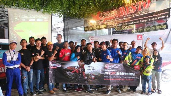 PT Asia Surya Perkasa Gelar Nobar MXGP Asia Seri Semarang dan Time Trial di Ex Circuit MXGP