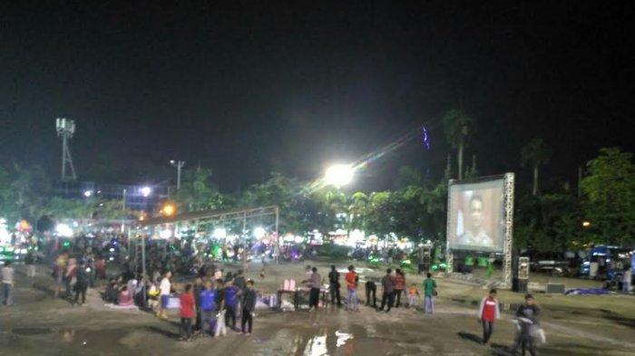 GP Ansor Babel Nobar Film 'Tanda Tanya', Ingat Jasa Anggota Banser NU Tewas Akibat Bom