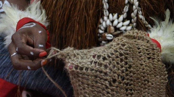 Keistimewaan Noken Tas Tradisional Papua Bukan Sekadar Tas tapi Punya Nilai Sentimental