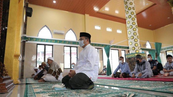 Safari Jumat, Gubernur Bangka Belitug Jelaskan Hikmah dan Berkah Ramadan