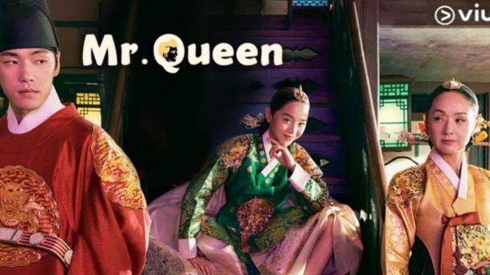 Nonton Film Mr. Queen Full Movie, Drama Korea Menceritakan Koki Pria Tiba-Tiba Masuk ke Tubuh Wanita
