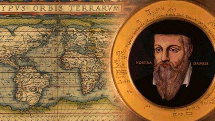 Bikin Merinding, Nostradamus Ramalkan Kejadian-kejadian Fenomenal Ini di Tahun 2021