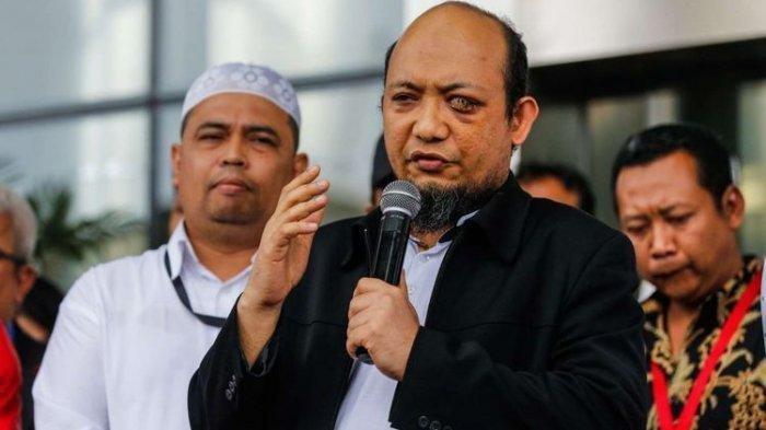 Merasa Tidak Wajar, Novel Baswedan Pertanyakan Surat Keputusan Non Aktif dari Pimpinan KPK