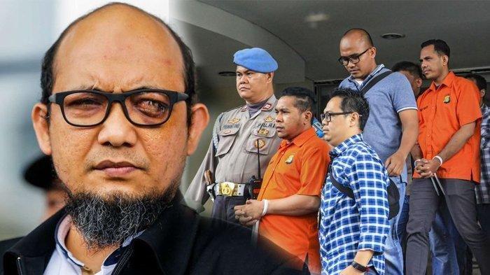 Pelaku Penyiram Air Keras ke Novel Baswedan Hanya Dituntut 1 Tahun Penjara, Tim Advokasi: Memalukan
