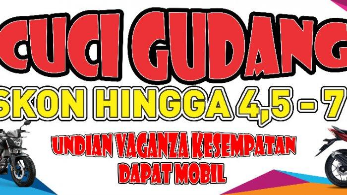 "Cuci Gudang ""Motor Baru Harga Bekas Flash Sale Rp 4,5 – 7Jt"" Nusantara Surya Sakti Sungailiat"