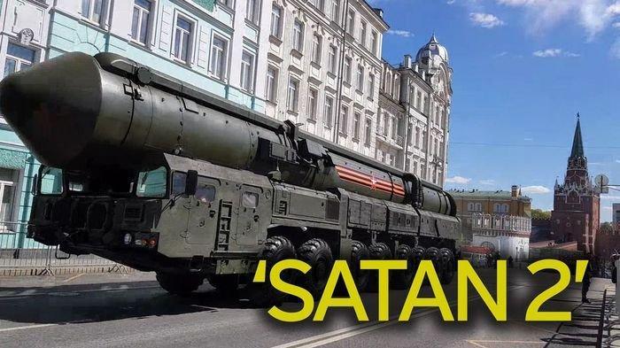 Senjata Terkuat ini Disebut Mampu Luluhlantakkan Seluruh Dunia, Bukan Milik AS Apalagi China