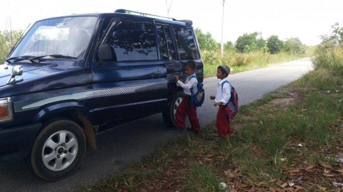 Warga Minta Mobil Operasional Desa Bisa Antar Jemput Siswa Sekolah