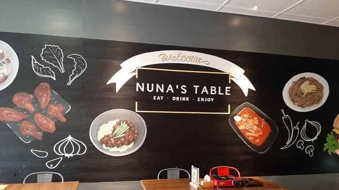 Rayakan Ulang Tahun Pertama Nuna's Tabel Beri Diskon 20 Persen Khusus Makan di Tempat Bagi Pelanggan