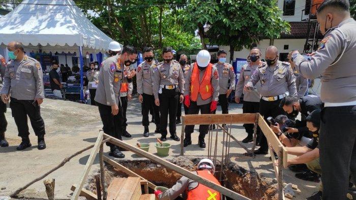 Polda Bangka Belitung Segera Bangun Rumah Tahanan Baru, Bisa Tampung 100 Orang