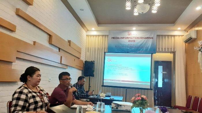 OJK Informasikan Market Update Kinerja Industri Jasa Keuangan Provinsi Kepulauan Bangka Belitung
