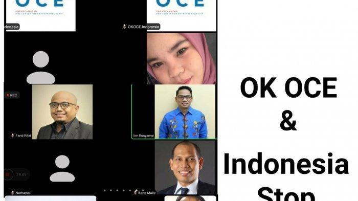 Tim OK OCE Siap Dukung Karya Milenial Bangka Belitung Nutrisi Imun Stop Covid Indonesia