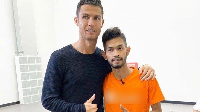 Selalu Dilabeli anak Angkat Cristiano Ronaldo, Martunis Angkat Bicara Ungkap Hubungan Sebenarnya