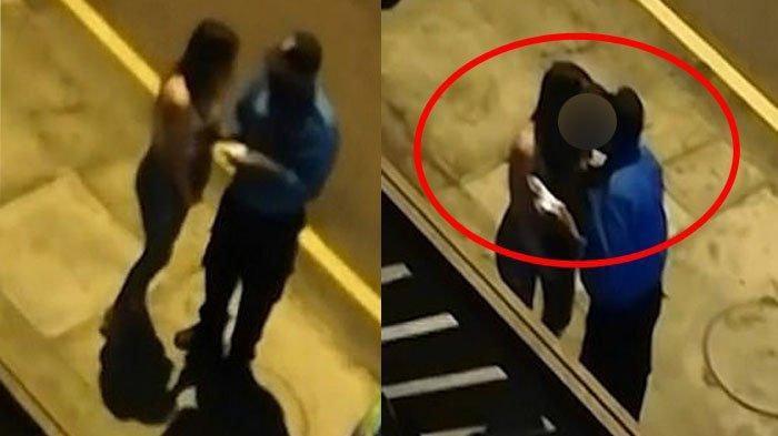 Oknum Polisi ini Terbujuk Rayu Perempuan yang Langgar Jam Malam, Bayar Denda Pakai Belaian & Ciuman