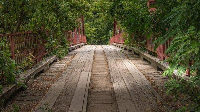 CERITA Gaib di Balik Jembatan Old Alton, Ada Ritual Setan hingga Penampakan Hewan Aneh