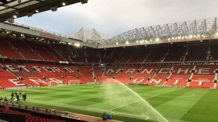 Fans Manchester City Hancurkan Fasilitas Stadion Old Trafford