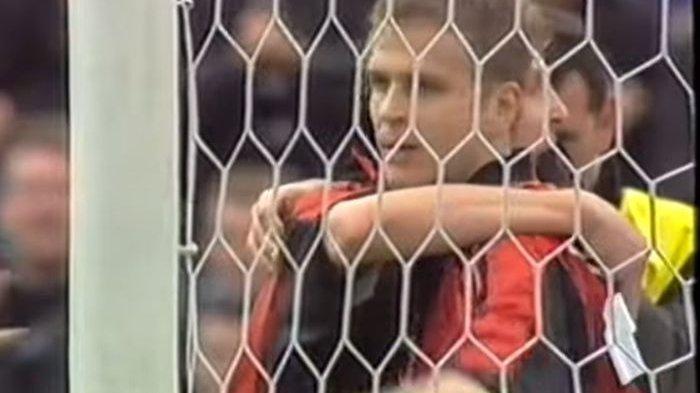 Duel Klasik 21 Tahun Silam Udinese vs AC Milan 1-5, Bierhoff Cetak 2 Gol