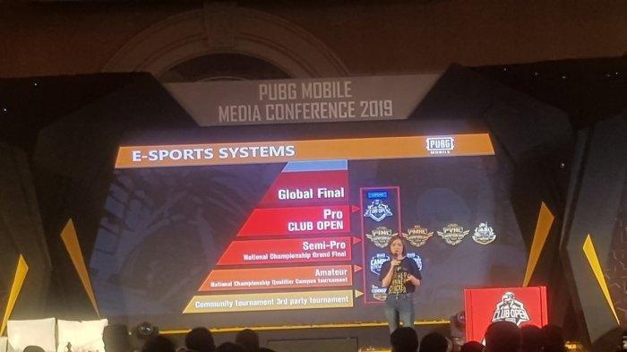Resmi, Indonesia Jadi Tuan Rumah Babak Final Turnamen PUBG Mobile Club Open 2019