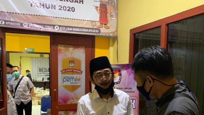 Hudarni Rani Pantau Langsung Kesiapan Pilkada di Kabupaten Bangka Tengah