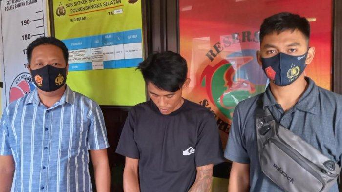 Hendak Nyebrang ke Desa Penutuk, Angga Malah Diringkus Polisi Karena Miliki Sabu dan Ekstasi