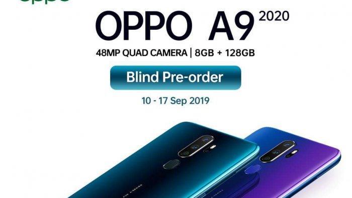 Spesifikasi Lengkap Oppo A9 2020, Segini Harganya