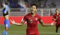 Profil Osvaldo Haay, Pemain Timnas U-22 Indonesia Mengejutkan di SEA Games 2019