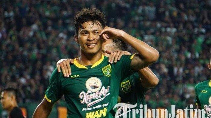Lagi, Penyerang Persebaya, Osvaldo Haay Tidak Ikut Sesi Latihan Persebaya Surabaya
