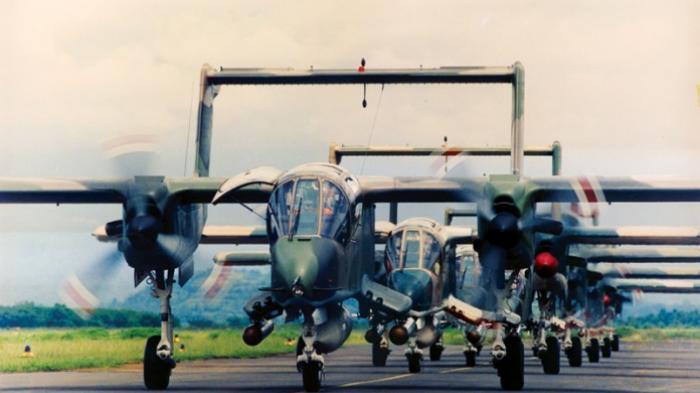 Dipensiunkan Indonesia, Pesawat Ini Malah Digunakan oleh Pasukan Khusus AS di Afghanistan dan Irak