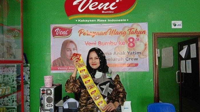 Penjualan Produk Veni Bumbu Jelang Hari Raya Idul Adha Tahun 2020 Meningkat