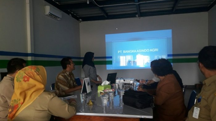 Komisi III DPRD Bangka Minta PT BAA Segera Atasi Bau Limbah yang Menyegat