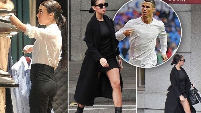 Pacar Baru Cristiano Ronaldo Ternyata Seorang Penjaga Toko