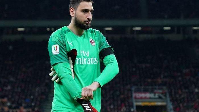 AC Milan Datangkan Kiper Baru, Gianluigi Donnarumma Berkhianat ke Juventus