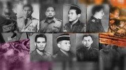 Inilah Sosok 10 Pahlawan Revolusi Korban Kebiadaban G30S/PKI