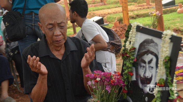 Keluarga Kaget Pak Raden Digerogoti Penyakit Paru-paru