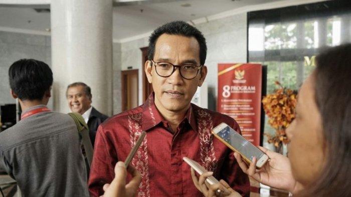 Video Ketika Refli Harun Tanggapi Pernyataan Megawati yang Minta Jokowi Tak Manjakan Milenial