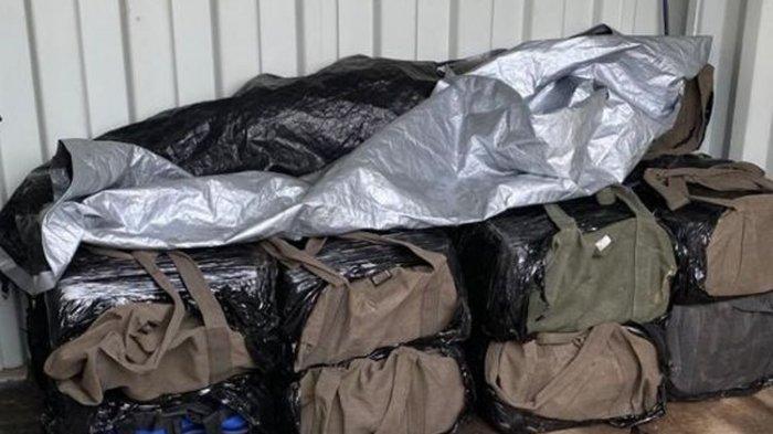 Pesawat Jatuh di Papua Nugini, Polisi Terkejut Temukan Kokain Senilai Rp 1 Triliun