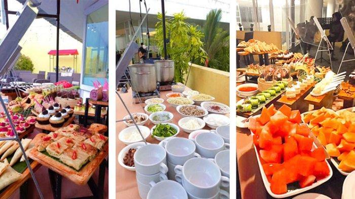 Promo Hotel Santika Setiap Hari Jumat, Makan Sepuasnya Hanya Rp 99 Ribu di Upstairs Cafe