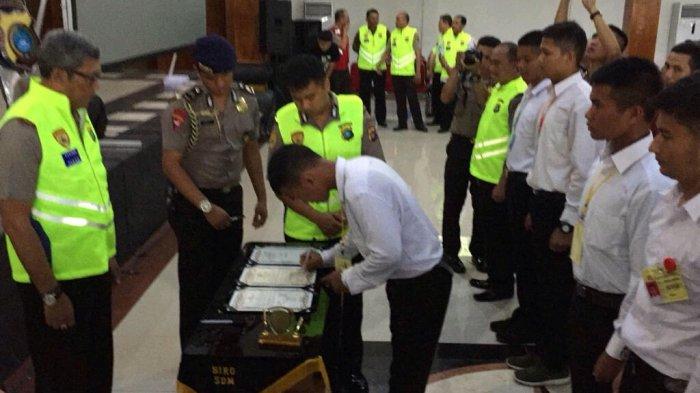 207 Kuota Masuk Polri di Bangka Belitung Diperebutkan 1361 Orang