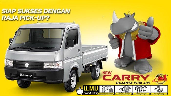 Miliki Berbagai Keunggulan, Penjualan New Carry Pick Up di PT Jagorawi Motor Semakin Meningkat